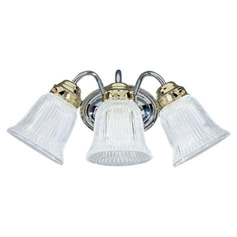 chrome bath lighting fixtures chrome polished brass