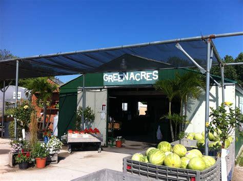 green acres   farmers market corner  hwy