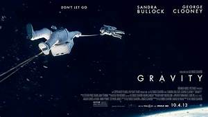 Gravity Review: You Don't Have to be High, But It Would ...  Gravity