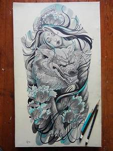 Phoenix Bird Drawing Xenija 39 S Sketches Promise To Become Amazing Body
