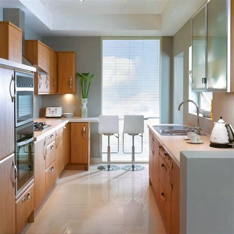 Breakfast Bar Ideas For Kitchen Small Galley Kitchen With Dining Area Designs Uk House Furniture