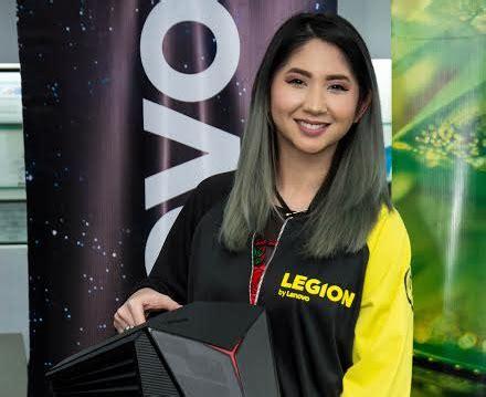 lenovo legion welcomes  latest ambassador ashley