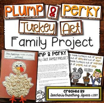 plump  perky turkey family project turkey