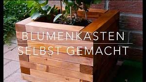 Kleine Sachen Aus Holz Selber Bauen : diy blumenkasten aus holz kinderleicht bauen youtube ~ Frokenaadalensverden.com Haus und Dekorationen