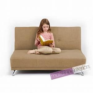 canape lit clic clac sable lit enfants 2 places canape With canape enfant 2 places