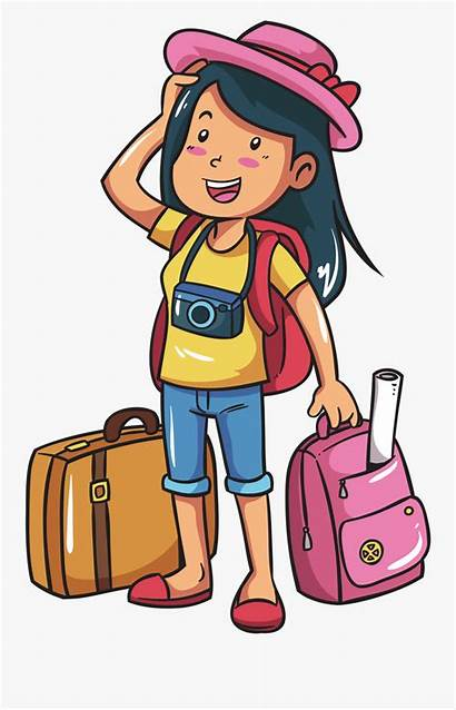 Clip Travelling Clipart Clipartkey