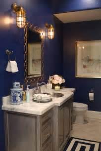 Navy Blue Bathroom Sink Vanity by Navy Blue Bathroom Vanity Design Ideas