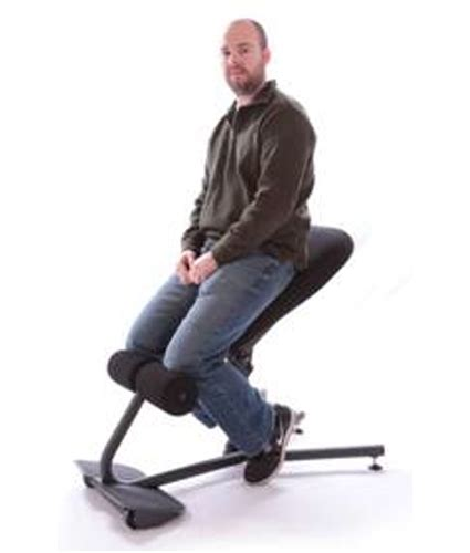standing desk lower back pain kneeling chair sit stand or kneel at your desk