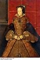 Mary I, Queen of England (1516-1558) [Mary Tudor; Bloody Mary]