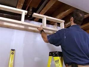 Step Ceiling Framing