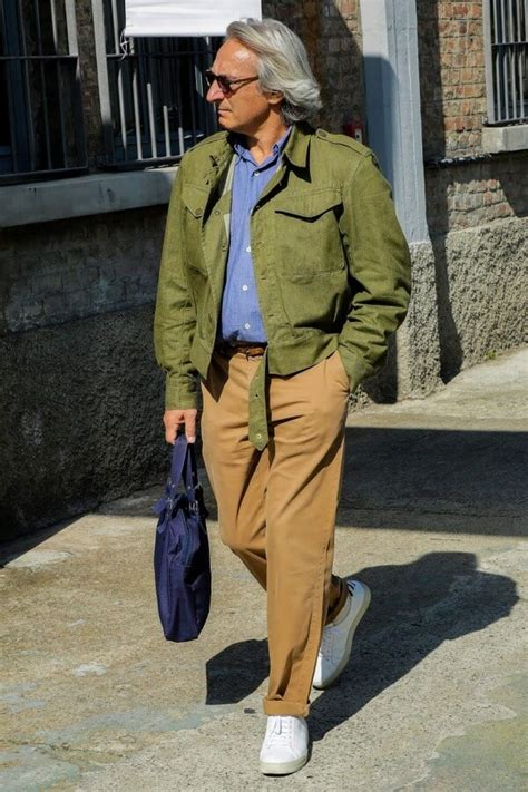 25 Casual Fashion For Men Over 50 To Try Macho Styles
