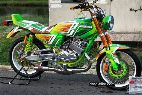 Gambar Motor Modifikasi by Modifikasi Motor Rx King