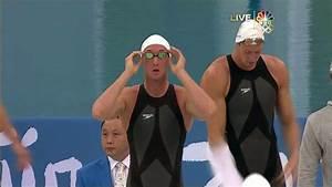 2008 Beijing Olympics Swimming Men's 4 x 100m Freestyle ...
