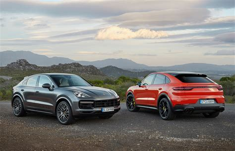 2020 porsche suv 2020 porsche cayenne coup 233 gives the suv a sporty new look
