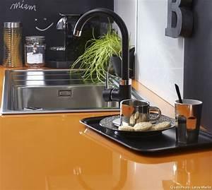Huile Pour Plan De Travail : plan de travail pour cuisine mat riaux cuisine maison ~ Premium-room.com Idées de Décoration