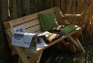 Sitzbank Für Balkon : batiko ist die gartentisch gartenbank kombination aus naturholz ge lt gartenm bel mit pfiff ~ Buech-reservation.com Haus und Dekorationen