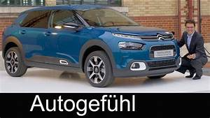 Citroen C4 Cactus 2018 : citroen c4 cactus 2018 new facelift review premiere phc hydraulic suspension autogef hl youtube ~ Medecine-chirurgie-esthetiques.com Avis de Voitures