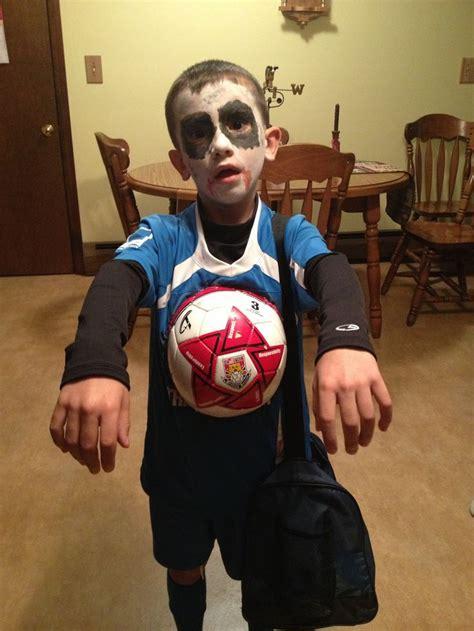 soccer player zombie halloween costume halloweenfall