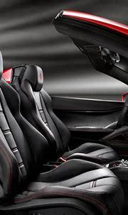 2011, Ferrari, 458, Spider, Supercar, Supercars, Interior ...