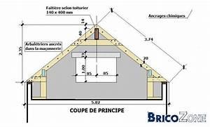 Calcul de sections des pannes de toiture page 5 for Creer un plan de maison 3 quelle type de charpente