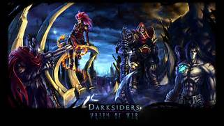 Some Sweet Darksiders ...