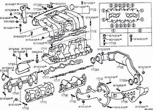 Integra Type R Intake Manifold Engine Diagram