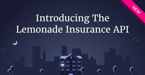introducing  lemonade insurance api lemonade blog