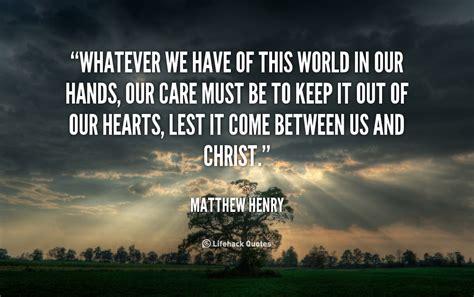 matthew henry quotes quotesgram