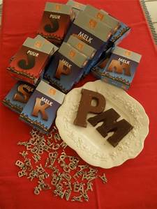 mariette39s back to basics chocolate and silver alphabet With dark chocolate letters