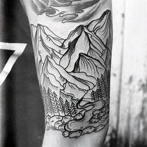 Top 101 Forest Tattoo Ideas