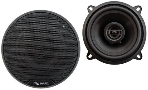 fits gmc 2007 2013 rear door replacement speaker harmony ha r5 speakers ha spk replace1018