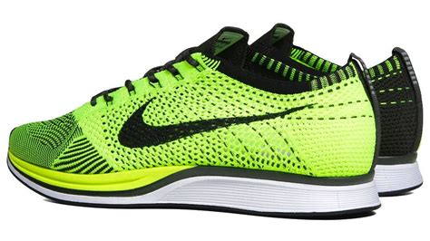 nike flyknit racer quot volt quot sole collector