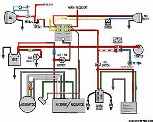 Xs650 Chopper Wiring Diagram