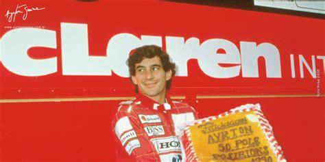Spanish Grand Prix – 1990 - The history of Ayrton Senna