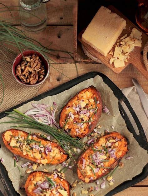 cuisiner patate douce au four patate douce la des plats healthy les éclaireuses