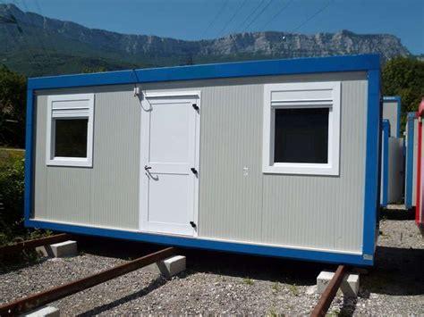 bungalow bureau de vente location bungalow 4 m x 3 m grenoble