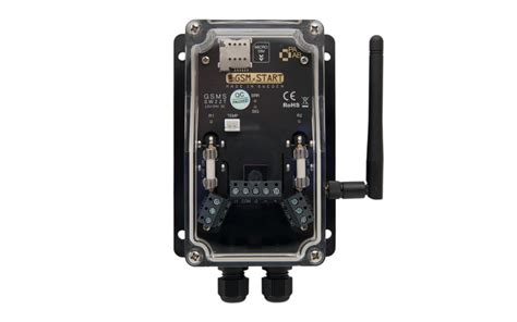Gsm Controlled Relay