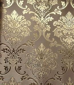 25+ best ideas about Gold wallpaper on Pinterest