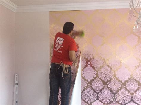 Wallpaper Installation Micosuky
