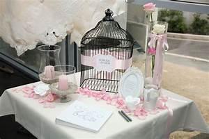 Deco Mariage Romantique : deco table romantique mariage le mariage ~ Nature-et-papiers.com Idées de Décoration