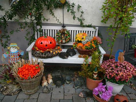 Herbstdeko Für Haus Und Garten by Herbst Was Macht Ihr Mit Garten Und Terrassenbepflanzung