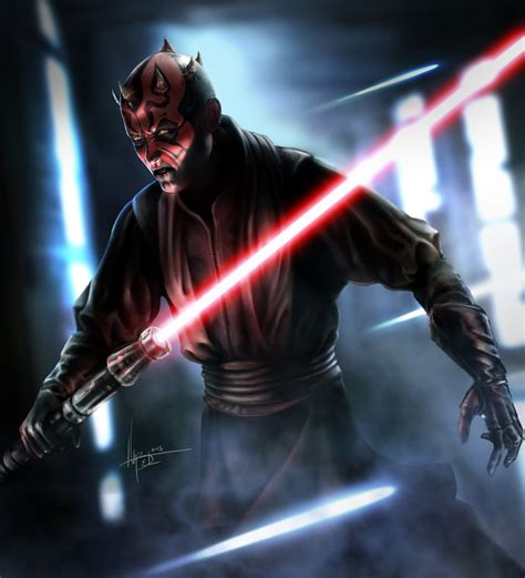 Darth Mauls Page Rolepages