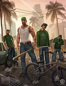 GTA San Andreas by EmilGoska on DeviantArt