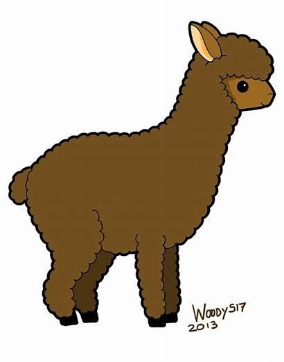 Clipart Alpaca Clipartmag