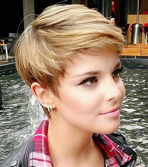 trendy womens short haircuts     short