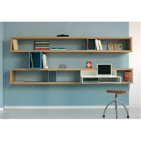 bibliotheque bureau longue bibliotheque targa italia chêne 160 cm