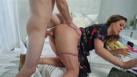 Stunningly Hot Milf Gets Banged By Annoying Stepson