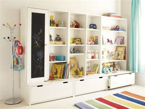 Idée Rangement Chambre Ikea by Grand Espace De Rangement Pour Chambre D Enfant Avec