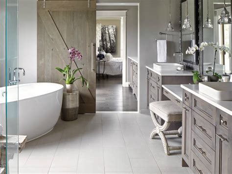 36 Dream Spa-style Bathrooms