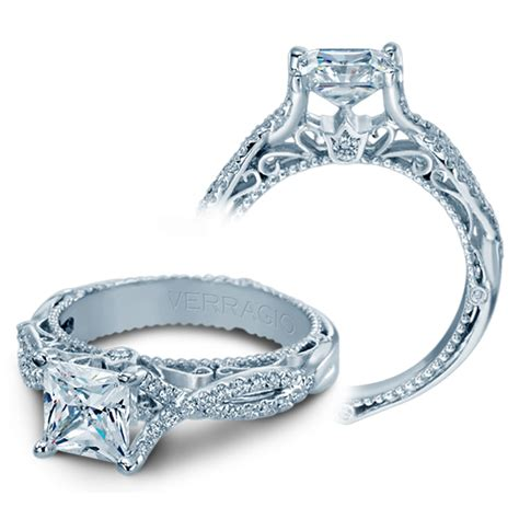 verragio engagement rings 5003 2 gold 0 25ctw diamond setting